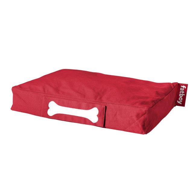 Jastuk za pse Small Doggielounge Stonewashed Red