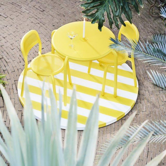 Bistro stol Toní Lemon