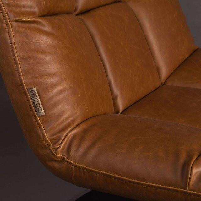 Fotelja Bar Vintage Brown