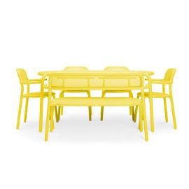 Vrtni stol Toní Tavolo Lemon