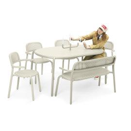 Vrtni stol Toní Tavolo Desert
