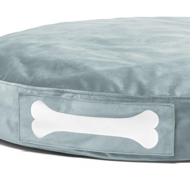 Jastuk za pse Doggielounge Velvet Calcite Blue