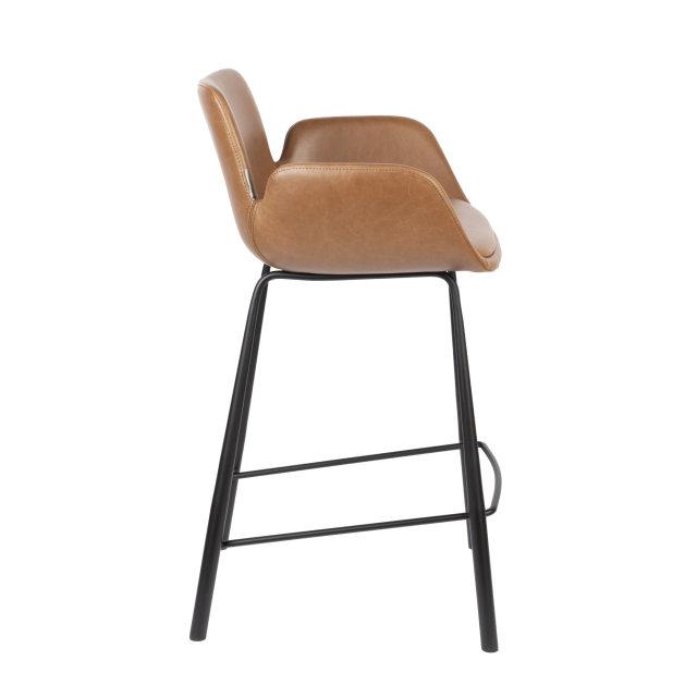 Polubarska stolica Brit LL Brown