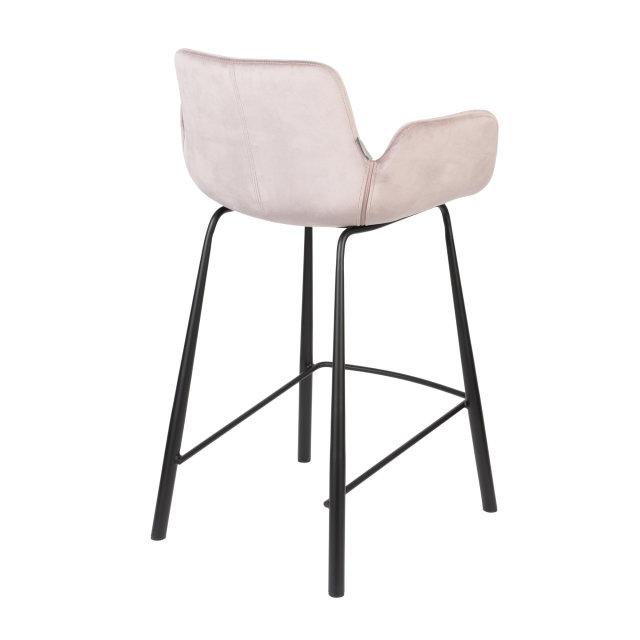 Polubarska stolica Brit Pink