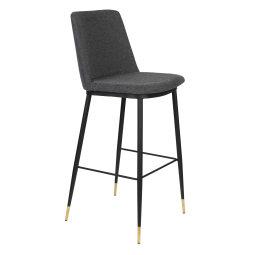 Barska stolica Lionel Dark Grey