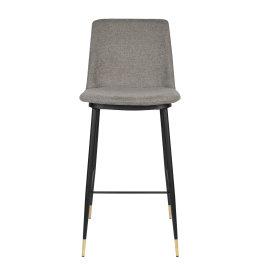 Barska stolica Lionel Light Grey