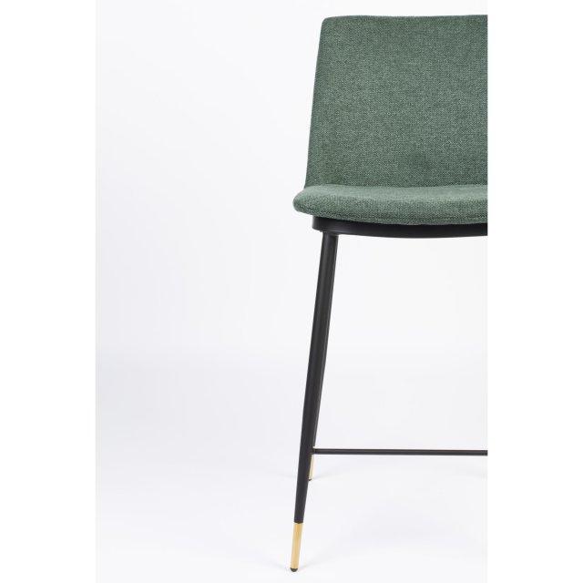 Polubarska stolica Lionel Dark Green