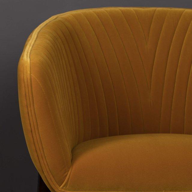 Fotelja Dolly Ochre FR