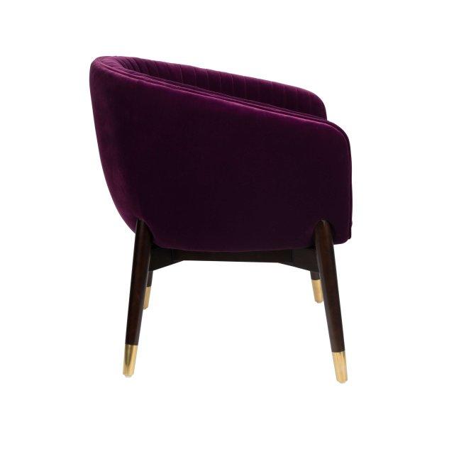 Fotelja Dolly Purple FR