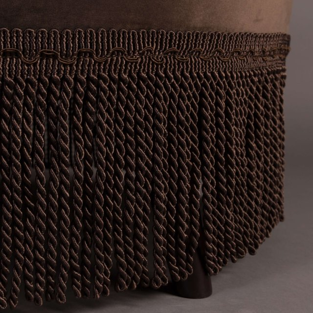 Fotelja Flair Dark Brown