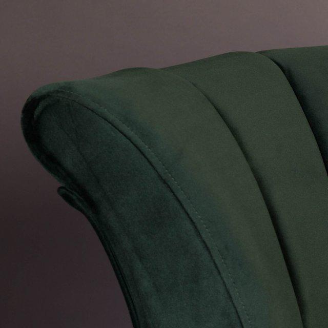 Fotelja Flair Dark Green