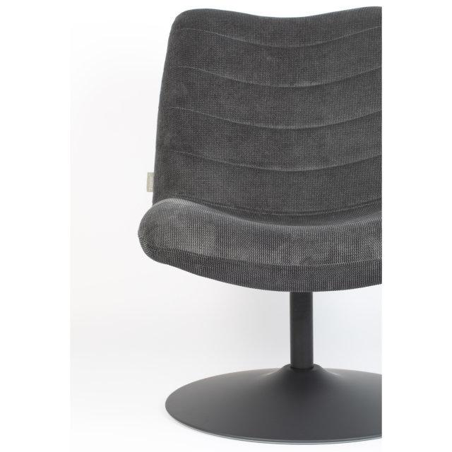 Fotelja Bubba Dark Grey