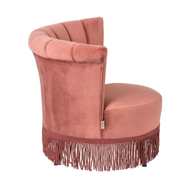 Fotelja Flair Pink