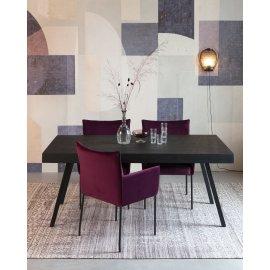 Stol Suri 160x78 cm Black
