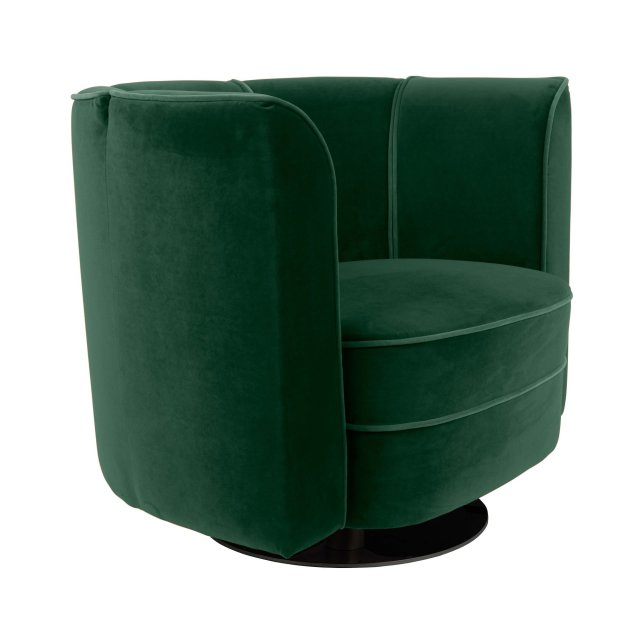 Fotelja Flower Green