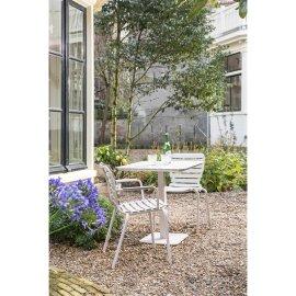 Vrtni Bistro stol Vondel 71x71 cm Clay