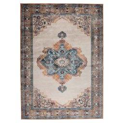 Tepih Mahal 170x240 cm Blue/Brick