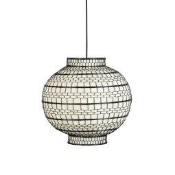 Stropna lampa Ming Round 35