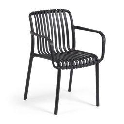 Stolica s rukonaslonom Isabellini Black