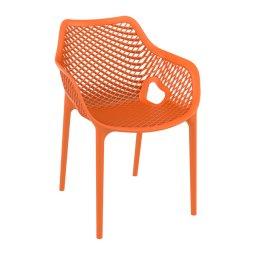Stolica s rukonaslonom Air XL Orange