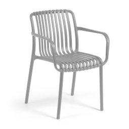 Stolica s rukonaslonom Isabellini Grey