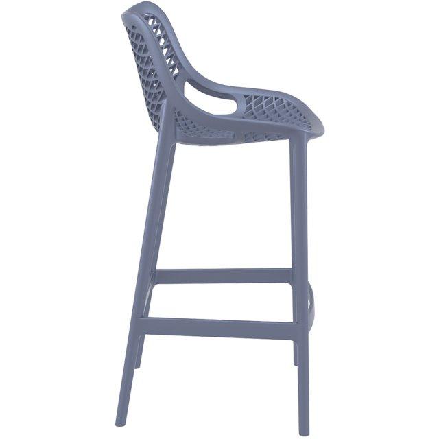 Barska stolica Air Dark Grey