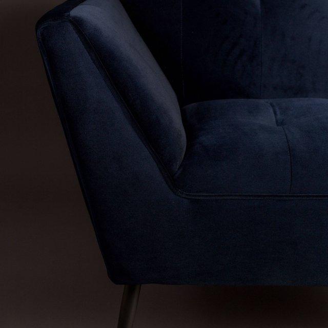 Fotelja Kate Deep Blue