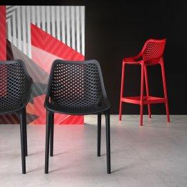 Polubarska stolica Air Red