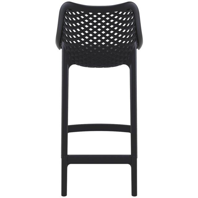 Polubarska stolica Air Black