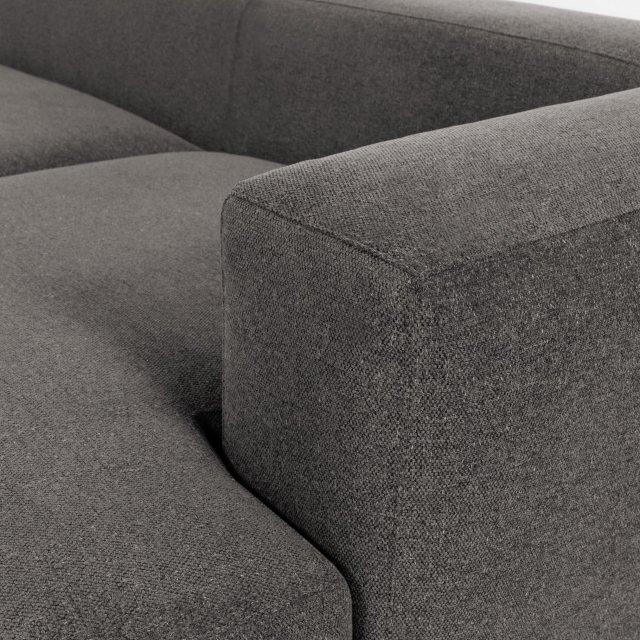 Kutna Sofa Blok Right Grey