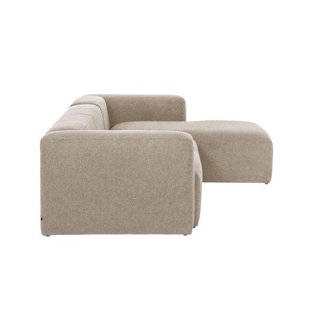 Kutna Sofa Blok Right Beige