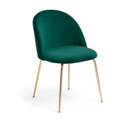 Stolica Ivonne Velvet Green