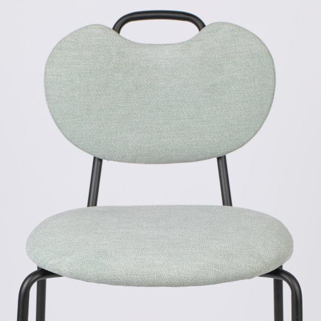 Polubarska stolica Aspen Light Green