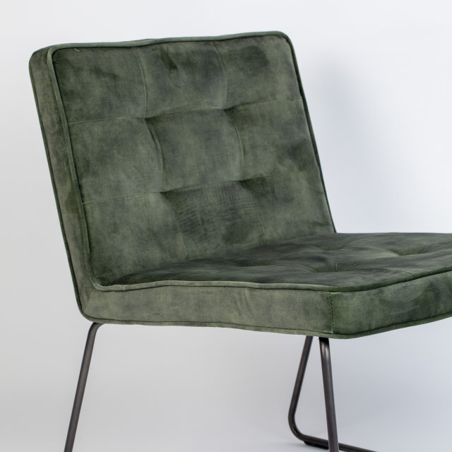 Fotelja Clark Grey Green