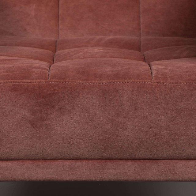 Fotelja Sir William Vintage Pink