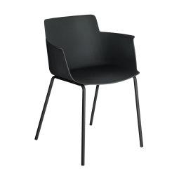 Stolica s rukonaslonom Hannia Black