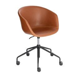 Uredska stolica Zadine Brown Leather