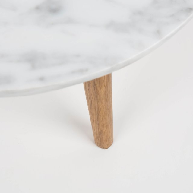 Pomoćni stolić White Stone M