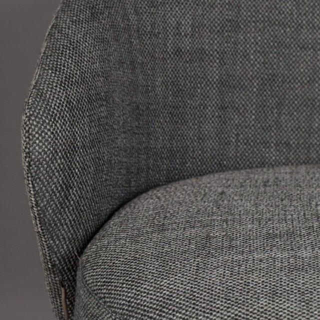 Fotelja Waldo Anthracite