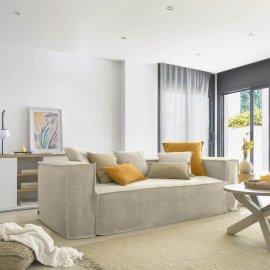 Sofa Blok White
