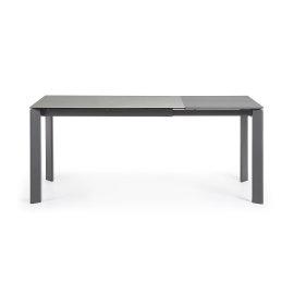 Produljivi stol Atta 160/220x90 cm Ceramic Grey/Dark Grey