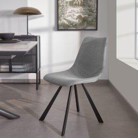 Stolica Andi Light Grey