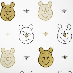 Tapeta Bee Winnie The Pooh
