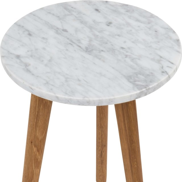 Pomoćni stolić White Stone S