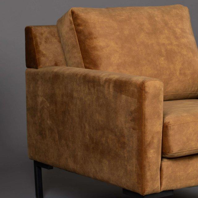 Fotelja Houda Caramel