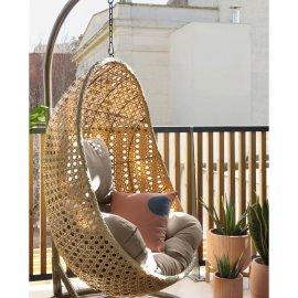 Viseća fotelja Cira Natural