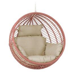 Viseća fotelja Elianis Pink