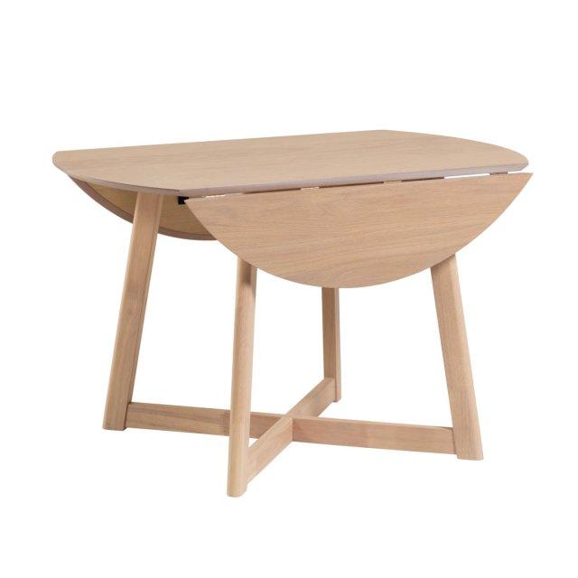 Produljivi stol Maryse 70 (120) x 75 cm