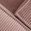 Kutna Sofa Blok Pink Corduroy