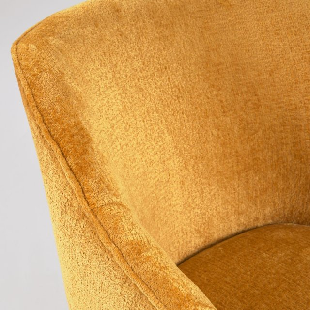 Fotelja Lobby Mustard